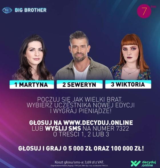 "nowa edycja ""Big Brothera"""