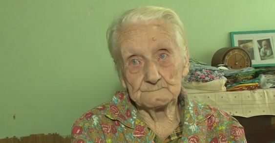 Okradli 99-letnią panią Ewę