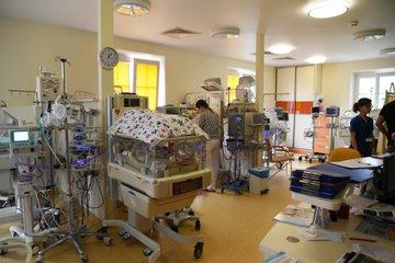sześcioraczki ww szpitalu