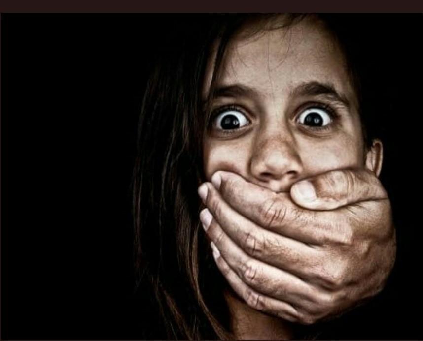przemoc wobec nieletnich