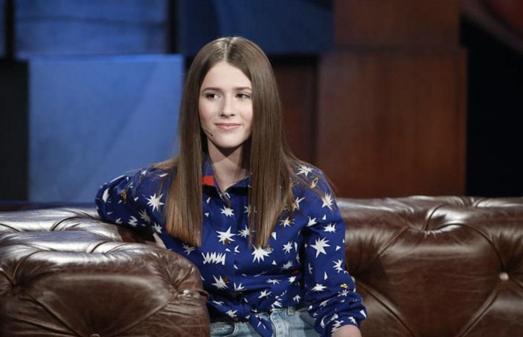 Strój Roksany Węgiel jest notorycznie krytykowany. 14-latka skomentowała zarzuty