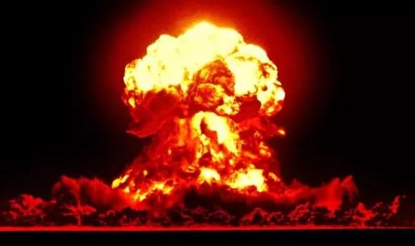 Symulacja wojny atomowej