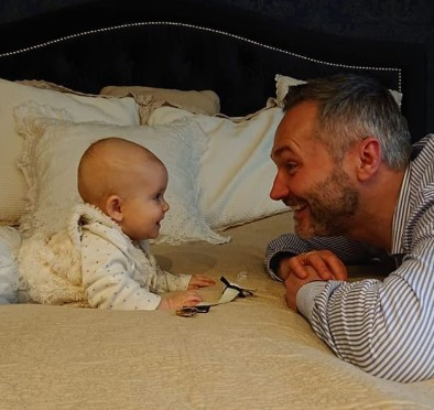 Lea i tata