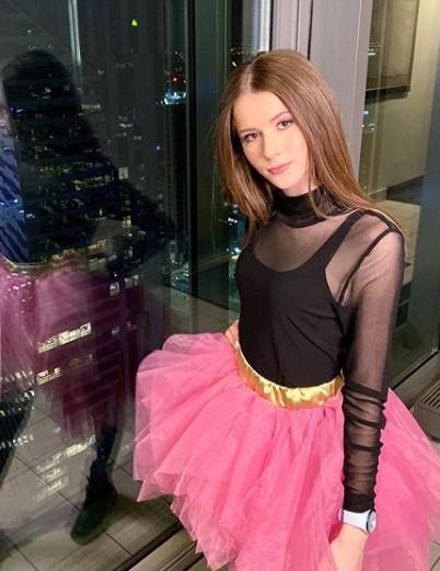 14-letnia Roksana Węgiel