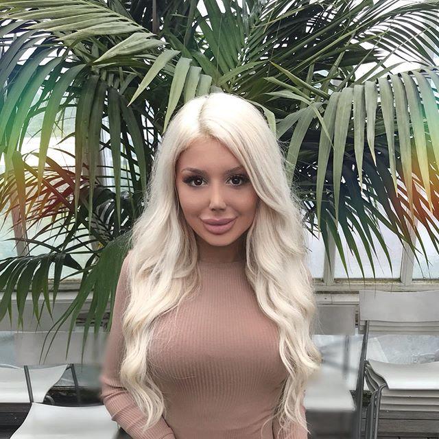 19-latka, która chce wyglądać jak barbie