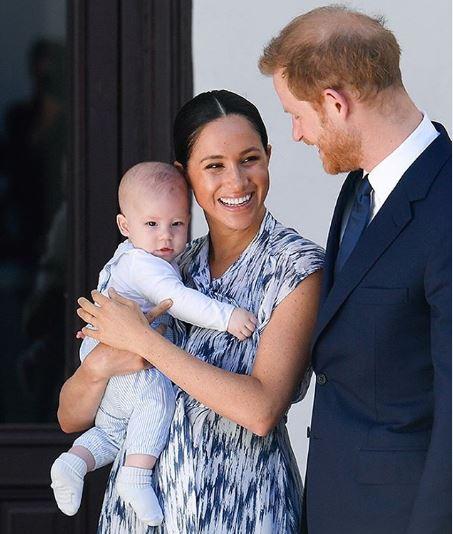 Książę Harry rozpłakał się przez Meghan