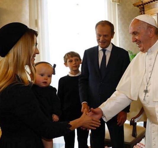Kasia Tusk pokazała swoją córeczkę