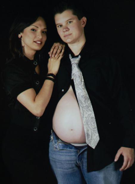 Nick urodził dziecko