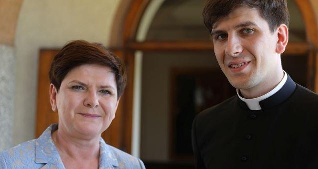 Syn Beaty Szydło zniknął