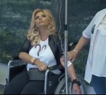 Dagmara Kaźmierska znów w szpitalu