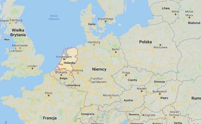 Holandia zmieni swoją nazwę