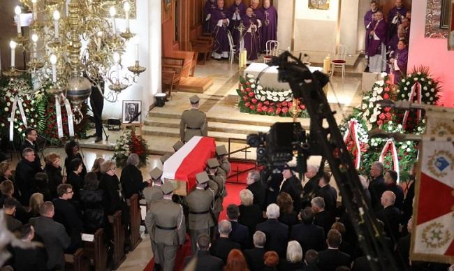 Kornel Morawiecki został pochowany