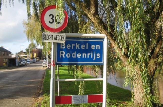 śmierć w Holandii