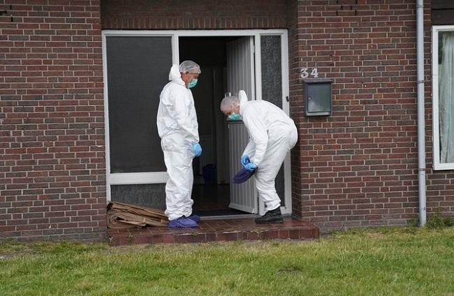 Kto zabił Polaka w Holandii