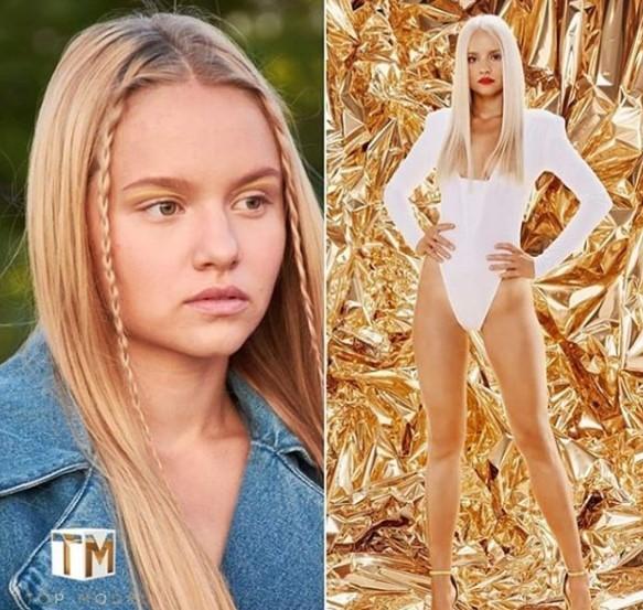 """Nikola odeszła z """"Top Model"""""""