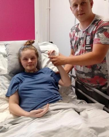 Paulina Kot wróciła do zdrowia