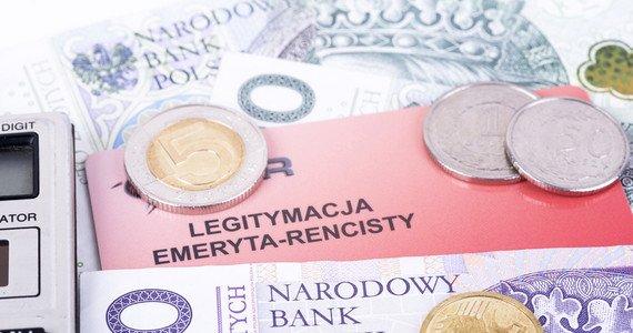 pieniądze legitymacja emeryta