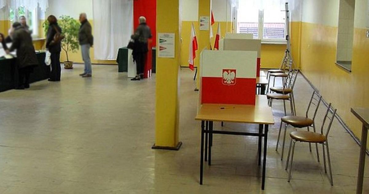 Pomyłka w komisji wyborczej w 2019