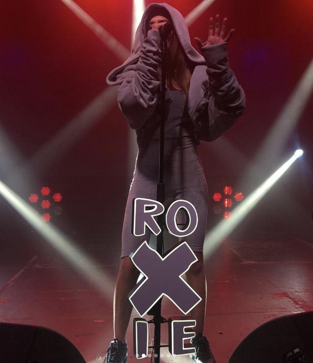Niepokojące zdjęcie Roksany Węgiel z koncertu. Przyłapał ją jeden z fanów