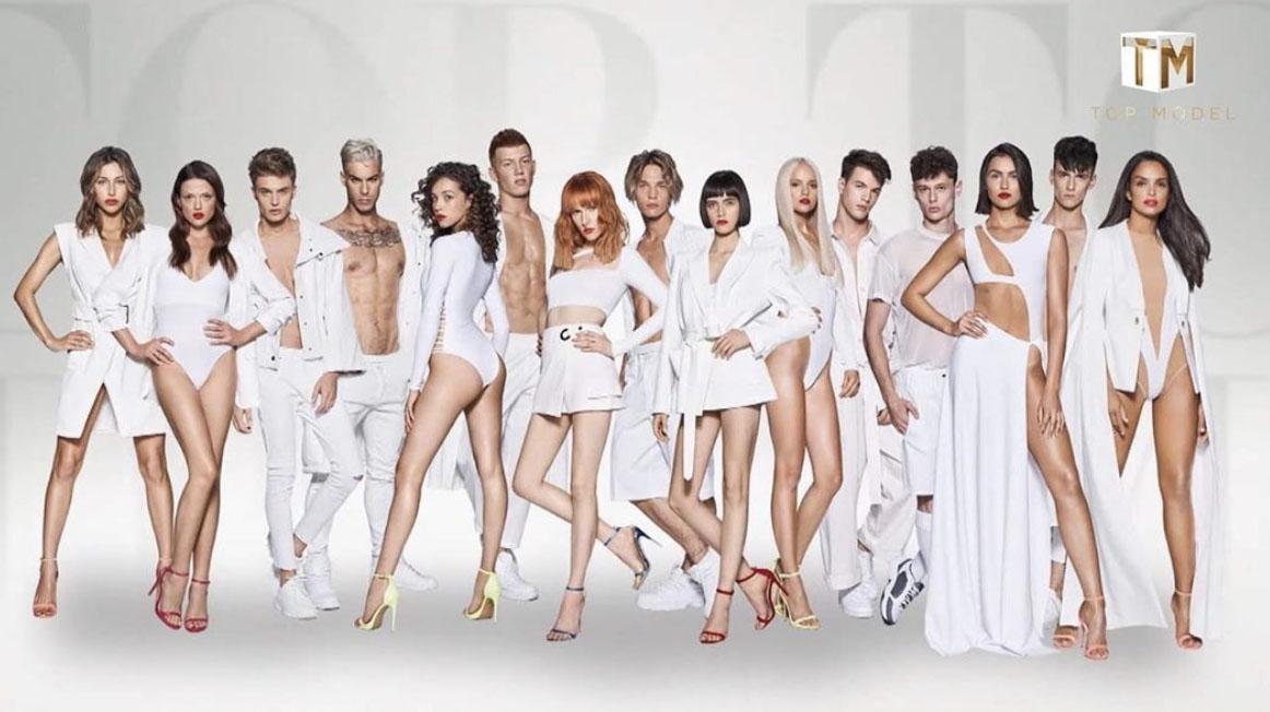 """Playboy opublikował rozbierane zdjęcia Klaudii El Dursi z """"Top Model"""". Są odważne"""