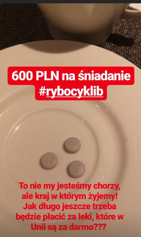 Była dziennikarka TVN pokazała śniadanie warte 600 zł. Nie chodzi tutaj wcale o luksus