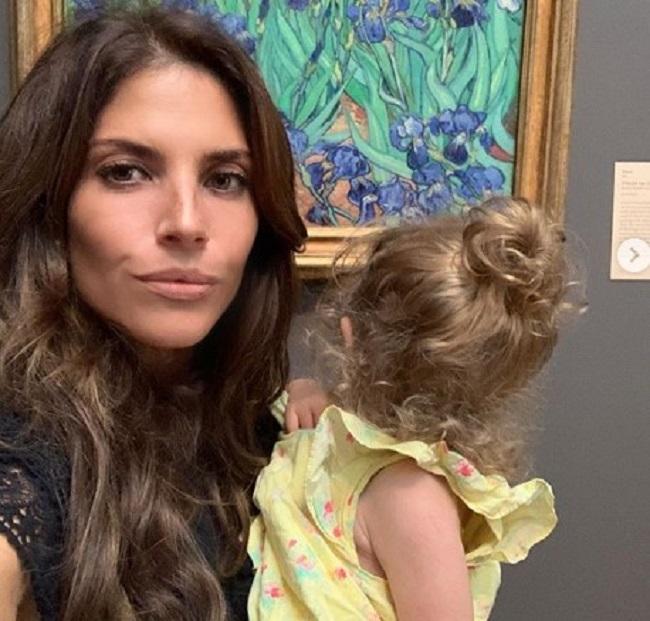 aktorka z córką