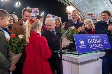jarosław kaczyński po wyborach