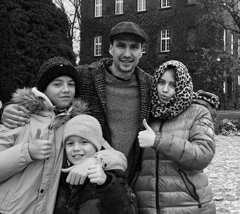 Jarosław Bieniuk znów zostanie ojcem