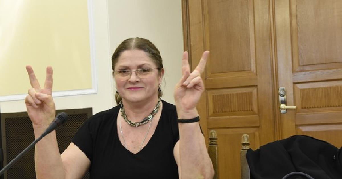 Krystyna Pawłowicz pokazała zdjęcie sprzed lat