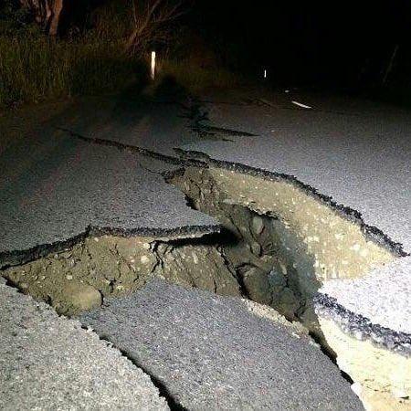 Trzęsienie ziemi Albania