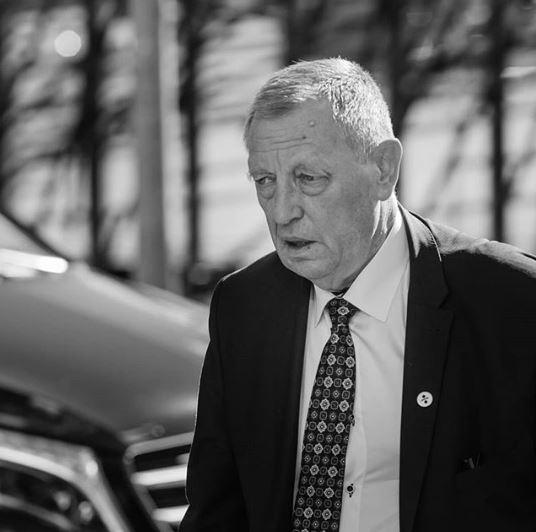 znani Polacy którzy zmarli w 2019 - Jan Szyszko
