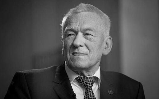 znani Polacy którzy zmarli w 2019 - Kornel Morawiecki