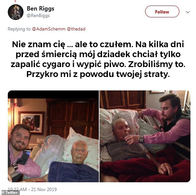 Umierający 87-latek miał urocze marzenie. Jego synowie spełnili je z uśmiechem na ustach!