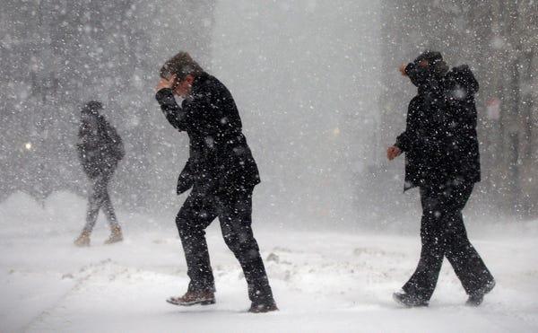 pogoda długoterminowa zima 2019