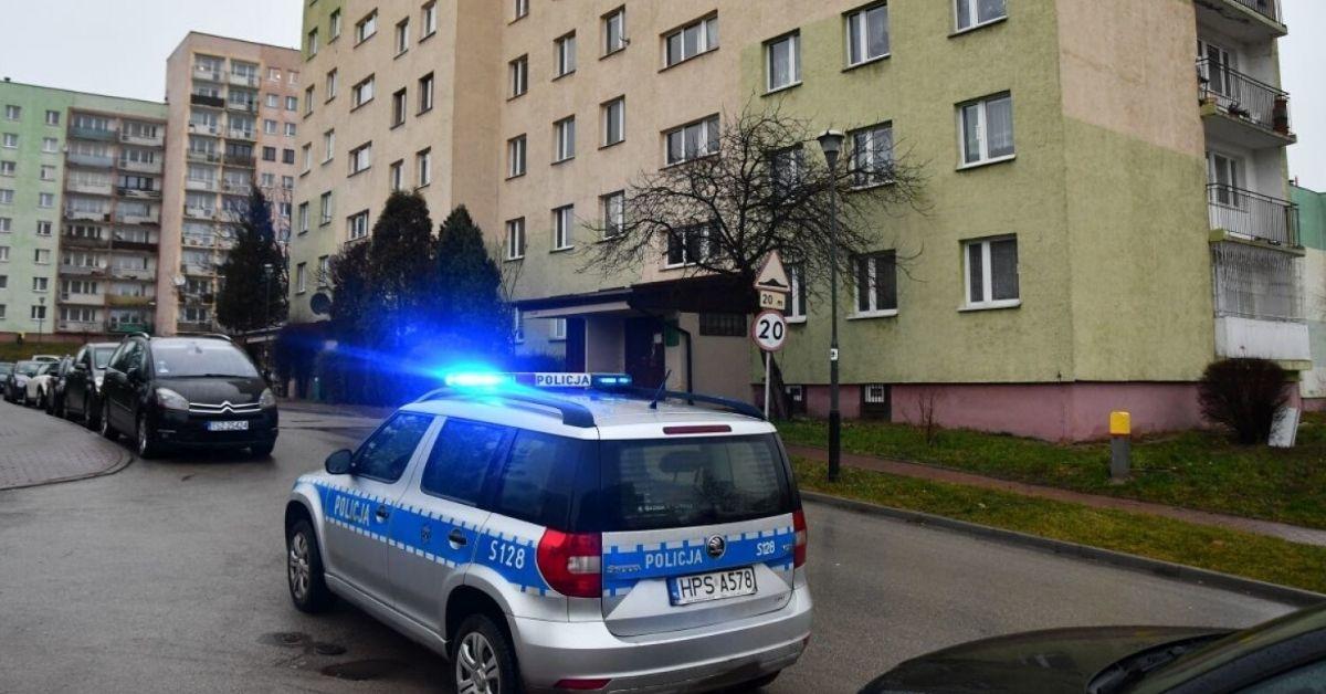 47-latek wypadł z okna bloku w Kielcach