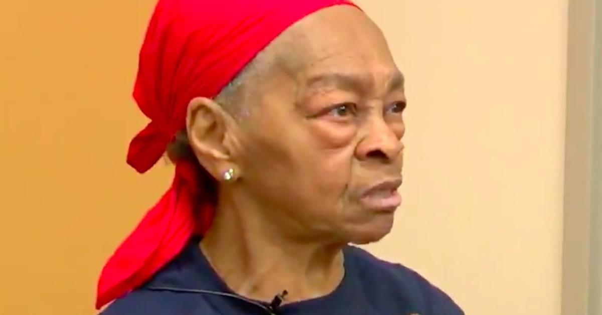 82-letnia kulturystka pobiła włamywacza 0