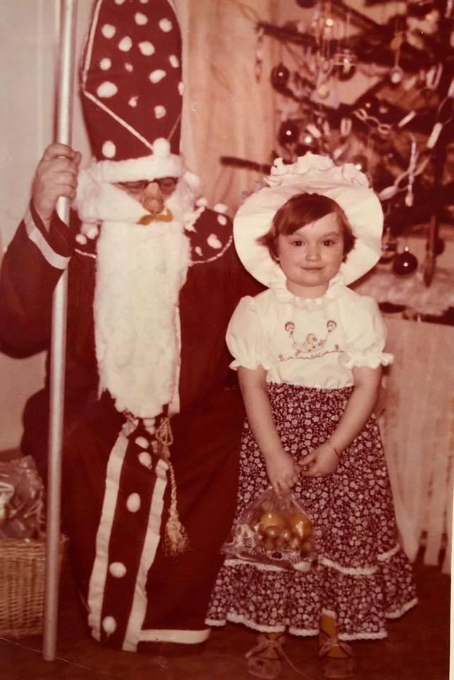 Martyna Wojciechowska pokazała zdjęcie z dzieciństwa