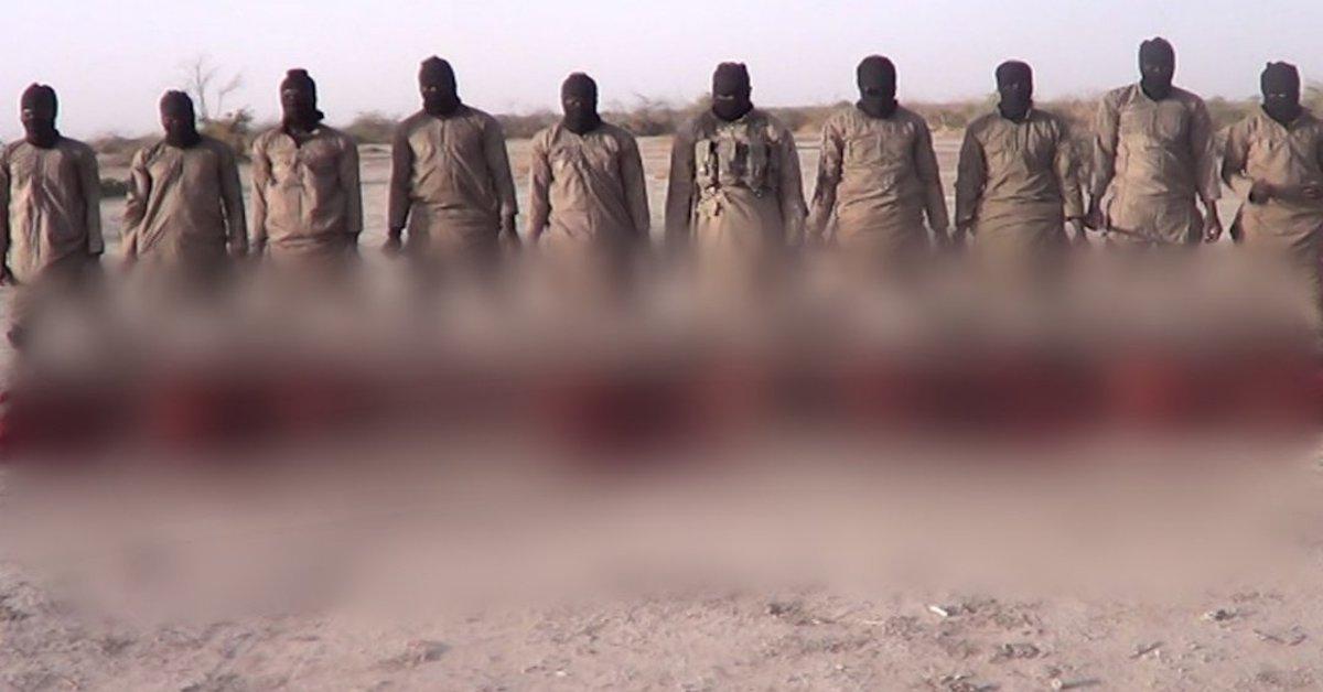 Państwo Islamskie zabija w Boże Narodzenie