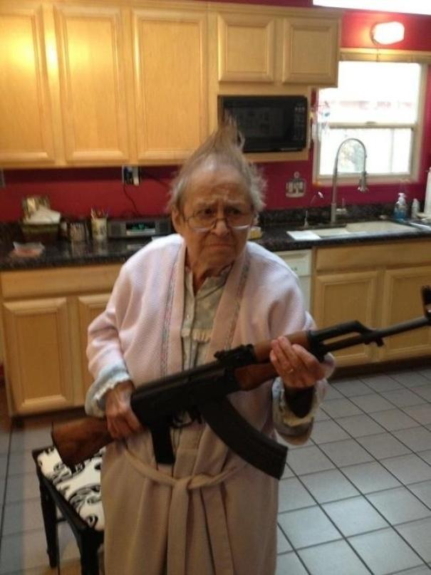 Pozytywne babcie