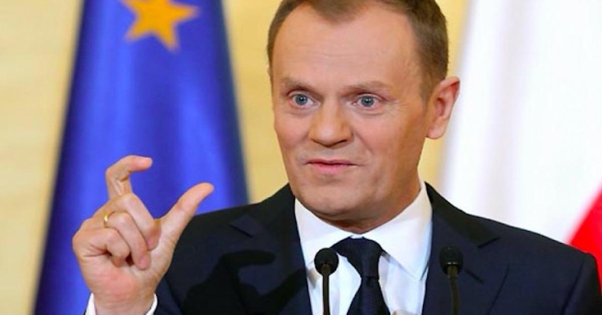 Tusk wraca do polskiej polityki