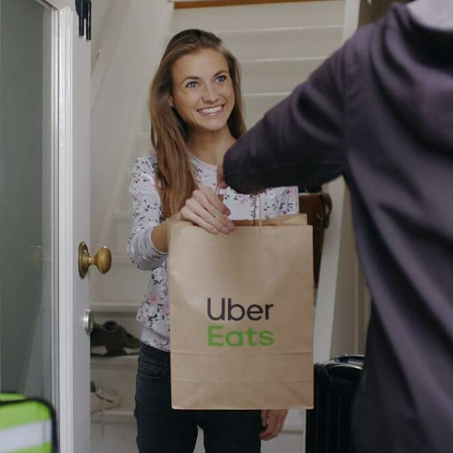 Uber Eats co to jest