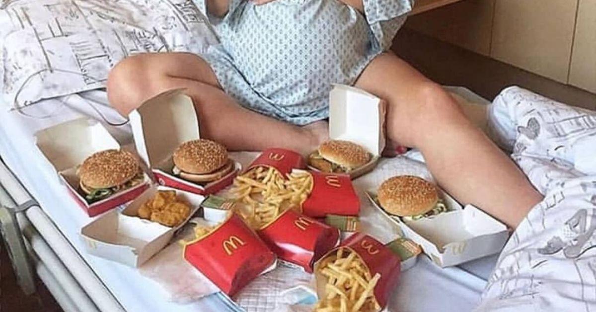 Fast food w ciąży