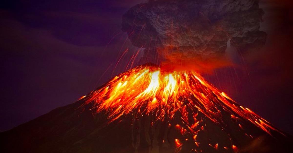 Wybuch wulkanu w Nowej Zelandii