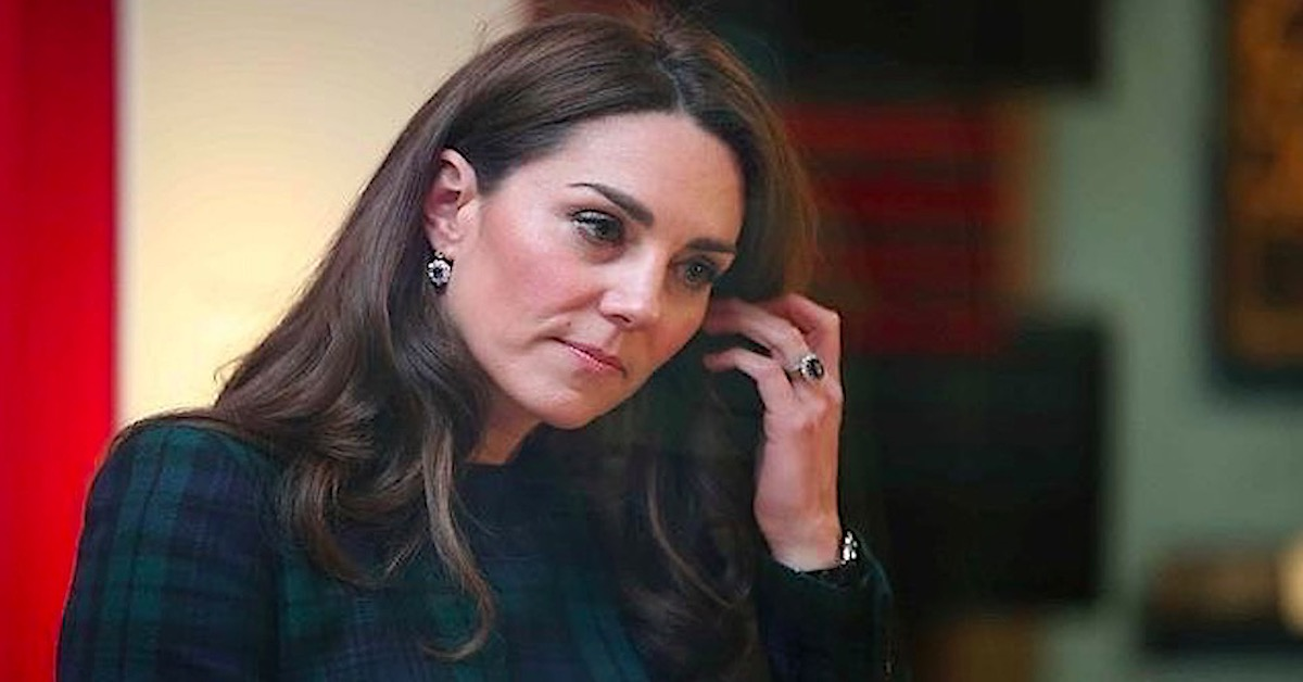 blizna księżnej Kate