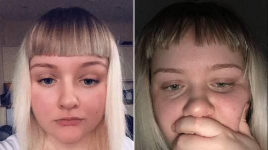 Pozwoliła chłopakowi obciąć swoje włosy