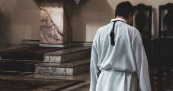 19-letni ministrant popełnił samobójstwo