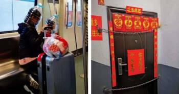 Chińczycy walczą z koronawirusem