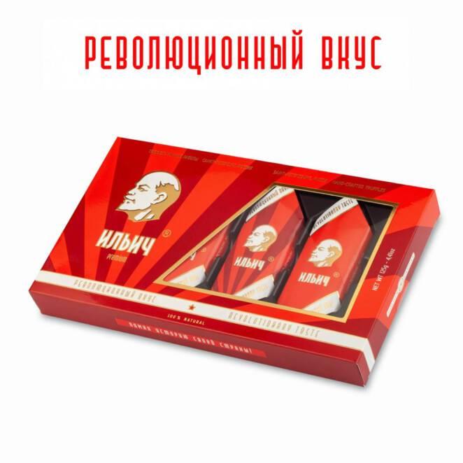 Cukierki z Putinem zawierające wódkę