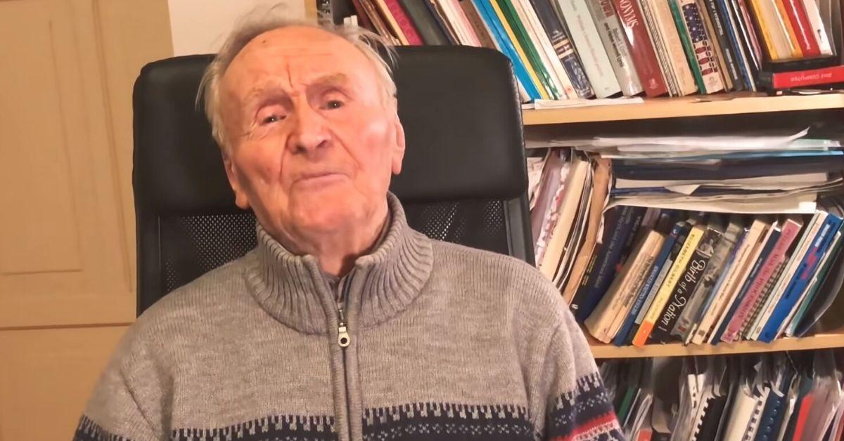 Dziarski dziadek przepis na długowieczność