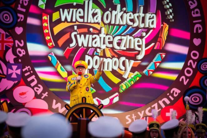Finał Orkiestry Świątecznej Pomocy 2020